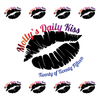 Molly's Daily Kiss – 20 of 2015