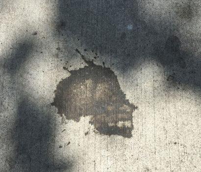 Splattered Skull
