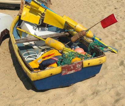 Tiny trawler