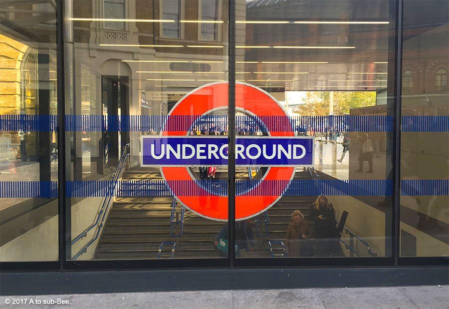 Down in the underground